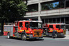 MFB 1A and 2B (adelaidefire) Tags: melbourne metropolitan fire brigade mfb scania car 041 004