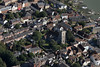 St Mary's Church in Wivenhoe - Essex aerial image (John D Fielding) Tags: wivenhoe essex above aerial church streetview nikon d810 hires viewfromplane drone highresolution hirez hidef highdefinition aerialphotograph aerialphotography aerialimage aerialimagesuk aerialview britainfromtheair britainfromabove