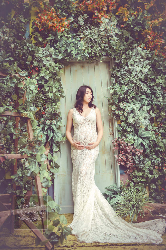 孕婦照,孕期寫真,攝影,巷子內攝影棚,孕媽咪,懷孕,藝術照