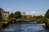 Corrib (jonjodun) Tags: galway corrib bridge river cirt tribes cathedral