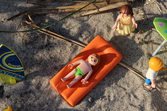 Strand_am_Abend3 (Klickystudios) Tags: playmobil ostsee outdoor strand