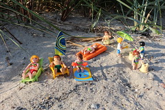 Strand_am_Abend1 (Klickystudios) Tags: playmobil ostsee outdoor strand
