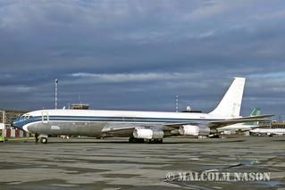 B707-324C N110BV BUFFALO AIRWAYS no titles