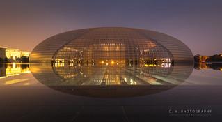 Egg Front - Beijing, China