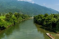 Řeka Lo nedaleko Ha Giangu (zcesty) Tags: řeka vietnam22 krajina domorodci vietnam dosvěta hàgiang vn
