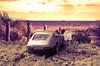 sp2e alfa romeo1 (Orlando J.S.) Tags: miniaturas sp2 volkswagen alfa romeo brinquedos escala cenário céu