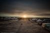 Moonrise Kingdom (dejavue.us) Tags: lightpainting longexposure junkyard nightphotography nikon desert d800 180350mmf3545 pearsonville moonrise fullmoon mojavedesert nikkor abandoned california vle
