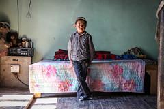 Ladakh, India (gstads) Tags: ladakh india jammuandkashmir jk interior boy child portrait tibetan