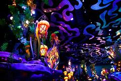 Jumpin' Jellyfish (Phiery Phoenix Photography) Tags: canon canon6d eos 6d phiery phoenix phieryphoenix photography phieryphoenixphotography travel tokyo japan japanese disney disneyworld waltdisneyworld disneyland wdw disneysea tdr sea mermaid lagoon little underwater water jumpin jumping jellyfish fish ride rides maihama chiba urayasu thelittlemermaid ariel flounder scuttle king triton whirlpool blowfish tourist touristy tourism resort color colors colorful light lights