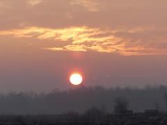 Sunrise today (BrigitteE1) Tags: bremen deutschland norddeutschland blockland sonnenaufgang sunrise