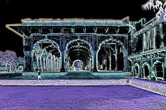 India - Uttar Pradesh - Agra - Diwan-I-Am - 25dd (asienman) Tags: india uttarpradesh agra diwaniam asienmanphotography asienmanphotoart