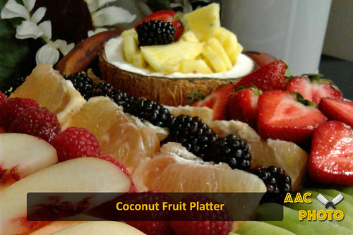 "Coconut Fruit Platter • <a style=""font-size:0.8em;"" href=""http://www.flickr.com/photos/159796538@N03/38653873910/"" target=""_blank"">View on Flickr</a>"