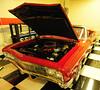 1966 Chevrolet Impala SS convertible (D70) Tags: big block 369325 hp engine power windows steering soft top regal red stock paint turbo hydromatic transmission 1966 chevrolet impala ss nikon d700 20mm f28 ƒ56 200mm 1125 6400 steeplechase phoenix arizona usa martin auto museum convertible