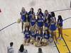 IMG_5342 (marathonwil) Tags: basketball cheerleaders dance dubs goldenstatewarriors goldenstatewarriorsdanceteam nationalbasketballassociation nba oraclearena strengthinnumbers dubnation warriorsground