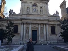 Scientific conference at the Université de la Sorbonne nouvelle