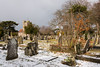 Ramsgate Cemetery - Tombs & Chapel 6 (Le Monde1) Tags: ramsgate kent england ramsgatecemetery county graves tombs tombstones headstones lemonde1 nikon d800e dumptonpark snow georgegilbertscott nonconformist anglican twin chapels