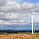 Molins de vent, Santa Fe de  Montfred, Civit, la Segarra. thumbnail