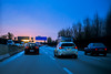 Good morning (alex.mitroiu) Tags: autobahn germany berlin brandenburg work highway high speed low drag sunrise morning sony camera canon lens