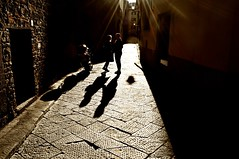light and shadows (Eggii) Tags: florence tuscany italy light shadows nikon d90