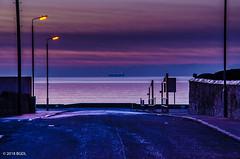 Ghost Ship! (BGDL) Tags: lightroomcc nikond7000 bgdl landscape afsnikkor18105mm13556g seascape street prestwick ship containership 7daysofshooting week27 banginthemiddle shootanythingsaturday