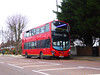 GAL WVL328 - LX59DCZ - AVERY HILL ROAD - SAT 13TH JAN 2018 (Bexleybus) Tags: goahead go ahead london tfl route 286 avery hill road eltham university of greenwich campus wrightbus gemini volvo b9 wvl328 lx59dcz