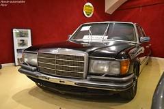 Mercedes 450 SEL 6.9 L (Monde-Auto Passion Photos) Tags: voiture vehicule auto automobile mercedes sel berline ancienne classique vente enchère osenat france fontainebleau