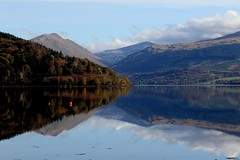 Inveraray Scotland (GJS PHOTOGRAPHY) Tags: water nature mountains h20 lock loch scotland scenery landscape natural canon reflections inverary stunning photo photography photographer