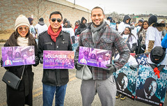 2018.01.15 Martin Luther King, Jr. Holiday Parade, Anacostia, Washington, DC USA 2332