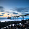 Clevedon Pier (Ray Woolley) Tags: pier clevedon bristol severn sunset