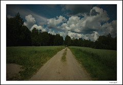 Maridalen (4) (frode skjold) Tags: maridalen countryside oslo norge norway nature sky clouds