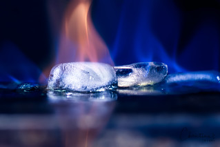 A Game of Fire and Ice..... MM ~ #Flame