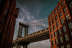 New York - Brooklyn Bridge (nfk666) Tags: brooklyn bridge nyc newyork nuevayork