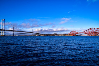 The Three Forth Bridges.
