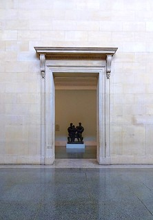 Sculpture at the Tate Britain