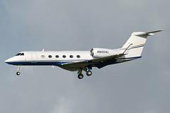 Abbott Laboratories Gulfstream G450, N800AL. (Trevor Mulkerrins) Tags: abbott laboratories gulfstream g450 n800al 4087