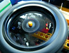 Photo Project : Wheels (B) (Dr Nigel) Tags: northeast england panasonic lumix dmcfz8 lego wheels gears technics nd4 nd8