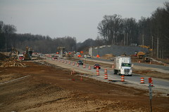 I-69 Construction Indiana (ITB495) Tags: i69 interstate69 indiana monroecounty bridge overpass road construction roadwork interstate freeway highway infrastructure