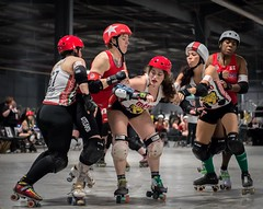 Coming Through (Chris Willis 10) Tags: rollerderby sport competitivesport competition sportsvenue men event athlete sportsrace professionalsport action sportsteam winning people sportshelmet stadium sportsuniform rivalry muscularbuild sportstrack success worldcup 2018 rollerskating