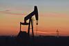Pumping Away (slammerking) Tags: sunset kansassunset sundown dusk oilwell gaswell pumpjack oilandgas industrial kansas crudeoil rig