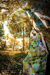 Eri (ASfoto04@gmail.com) Tags: magica magic portraid retrato fashion moda modelaje girl woman natural hadas tree forest sexy fairies nature