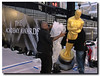 Oscar unwrapped (Elliott Cowand) Tags: theoscarstatue oscar theoscars theacademyawards hollywood california unitedstates tinseltown motionpictures movies elliottcowandyahoocom elliottcowand allrightsreserved copyright statue gold thedolbytheatre awards theredcarpet hollywoodblvd television broadcast academyofmotionpicturesartsandsciences actors hollywoodwalkoffame hollywoodboulevard ceremony