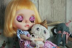 Sweet child (.Iuliania.) Tags: playfulraindrop blythe custom customblythe