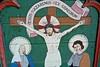 Wighton, All Saint's Church, Norfolk (Glass Angel) Tags: wighton allsaintschurch norfolk crucifixion