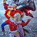 Kefka & Terra | FINAL FANTASY VI cos Jooana & Terra