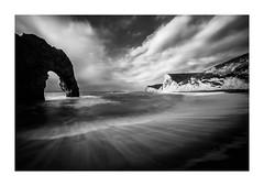 The Door (Mark Boadey) Tags: bay chalk chauk cliff coast durdledoor manowar sea