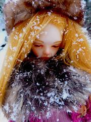 P1090667 (Celine_gilthonniel) Tags: snow bjd dimlaia dollinmind