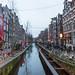 Rotlichtviertel in Amsterdam