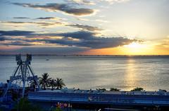 Manila Bay sunset (Asiacamera) Tags: asiacamera manila philippines sunset