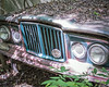Old Car City 75 (augphoto) Tags: augphotoimagery jeep abandoned decay grill old truck weathered white georgia unitedstates