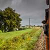 Vue du train (Lucille-bs) Tags: europe france picardie somme hautsdefrance 500x500 train arbre rail herbe homme casquette